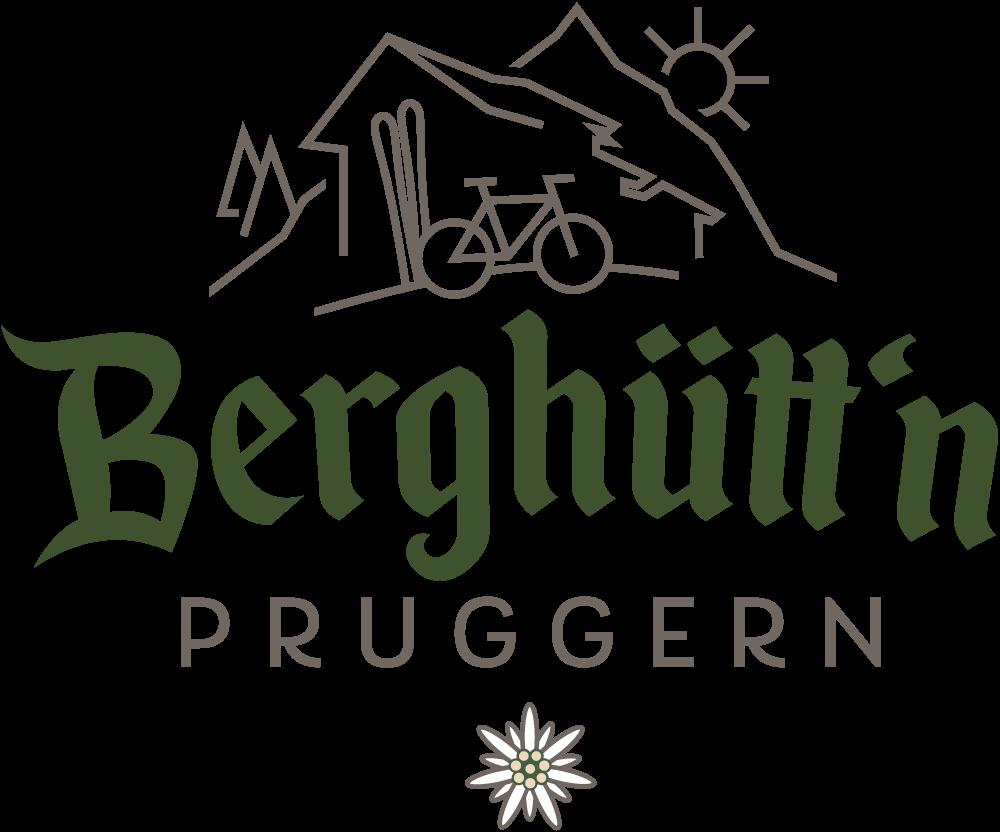 Berghütt'n Pruggern Logo